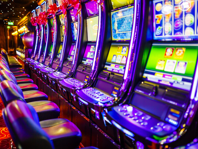 All About Slot Machines – How To Win Jackpot prizes